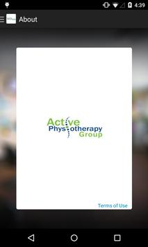 Active Physiotherapy Group screenshot 1