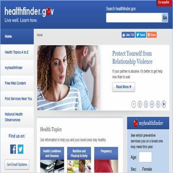 Health Finder Doctors screenshot 1