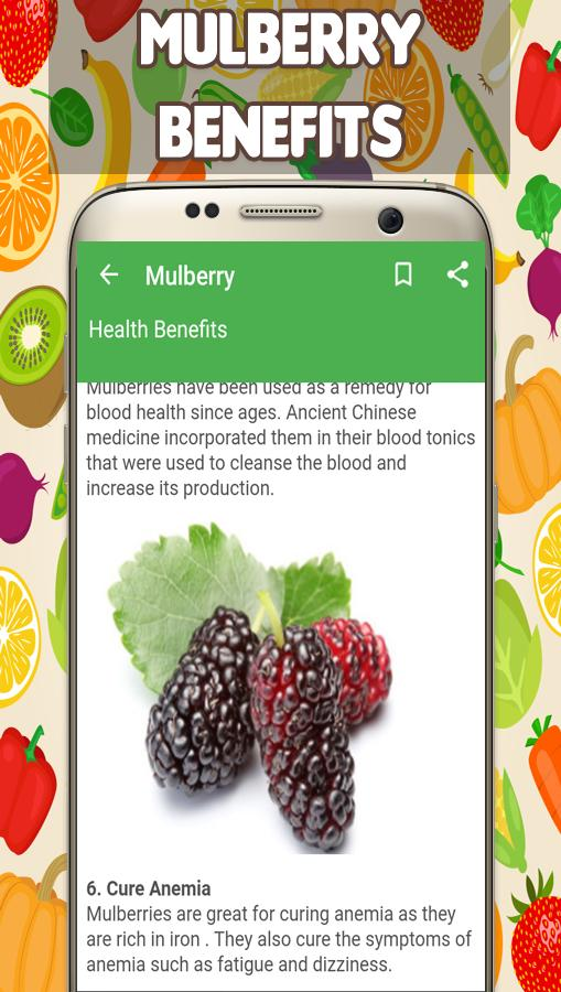 Mulberry Benefits for Android - APK Download