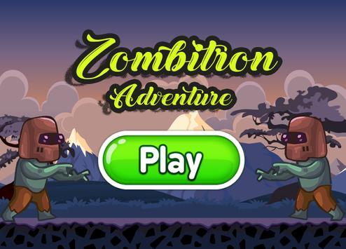 Zombitron Adventure Game 🧟 🧟 poster