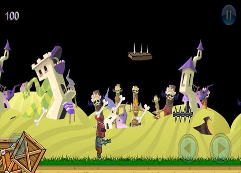 Zombitron Adventure Game 🧟 🧟 apk screenshot
