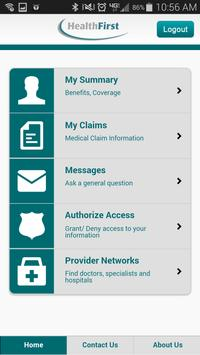 HealthFirst Mobile for Android - APK Download