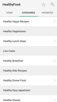 Healthy Recipes : Easy and Simple Food screenshot 2