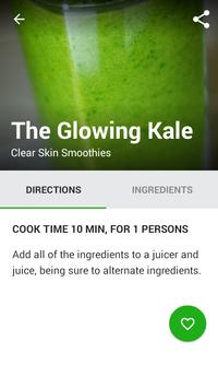 Healthy Smoothie Recipes screenshot 2
