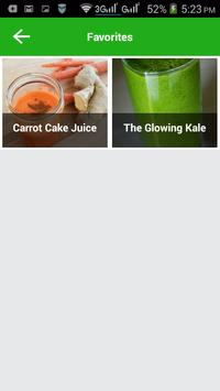 Healthy Smoothie Recipes screenshot 4