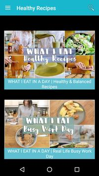 100+ Healthy Recipes poster