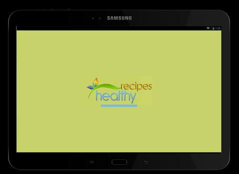 Healthy Recipes screenshot 12