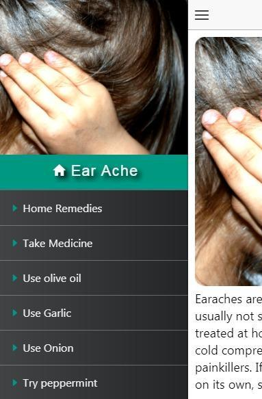 Get Rid Of Ear Ache Cure Inner Ear Infection For Android