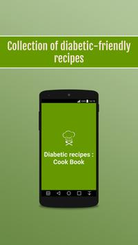 Diabetic recipes : Cook Book スクリーンショット 1