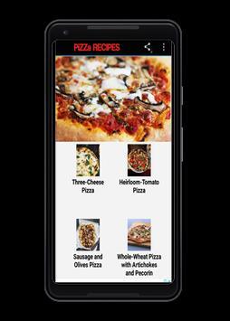 Best Pizza Recipes screenshot 1