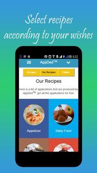 Healthy Lunch Recipes screenshot 5