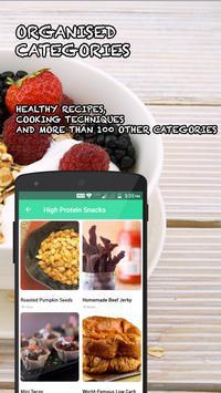 Healthy Recipes FREE apk screenshot