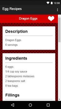 Egg Recipes screenshot 4