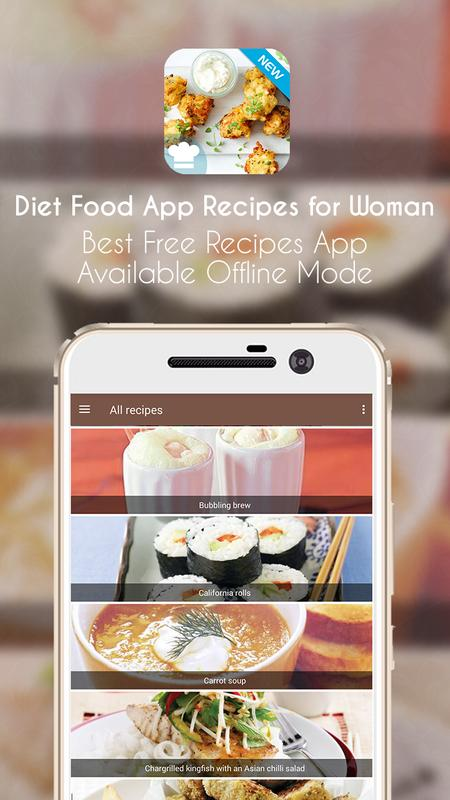 Diet food app recipes for woman apk download free lifestyle app diet food app recipes for woman poster forumfinder Choice Image