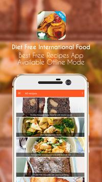 Diet free international food recipes list apk download free diet free international food recipes list poster forumfinder