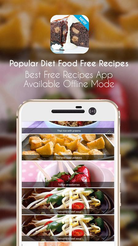 Popular diet food free recipes descarga apk gratis estilo de vida popular diet food free recipes poster forumfinder Choice Image