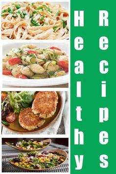 Healthy Recipes screenshot 1