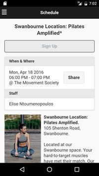 The Movement Society screenshot 1