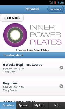 Inner Power Pilates - UK poster