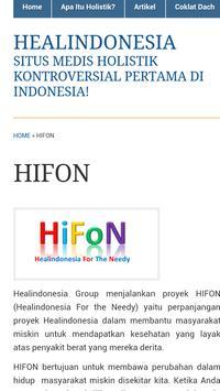 Healindonesia apk screenshot