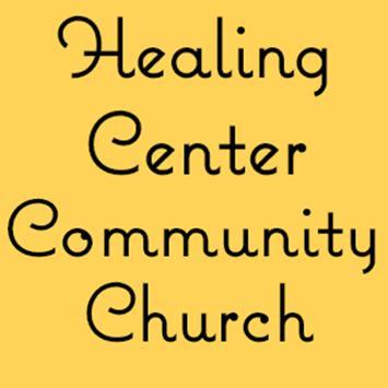 HealingCenter Community Church poster