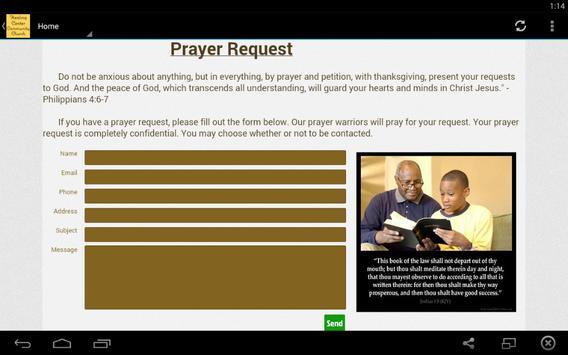 HealingCenter Community Church apk screenshot