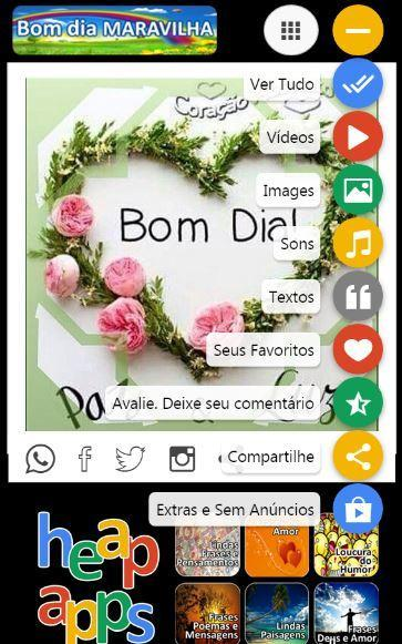 Bom Dia Maravilha For Android Apk Download