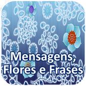 Mensagens, Flores e Frases icon