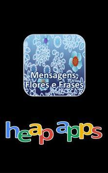 Mensagens, Flores e Frases poster