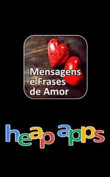 Mensagens e Frases de Amor poster
