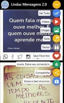 Lindas Mensagens 2.0 apk screenshot