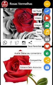 Rosas Vermelhas apk screenshot
