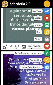 Sabedoria 2.0 apk screenshot