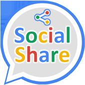 SocialShare 2.0 icon