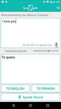 Spanish English Translator for Android - APK Download