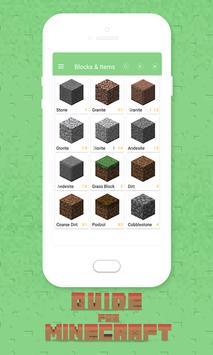 Guide For Minecraft screenshot 3