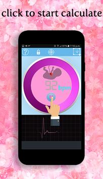 Baby heartbeat listener free poster