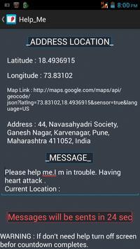 Heart attack Fast Help apk screenshot