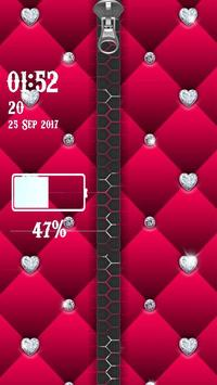 Heart Lock Screen Plus poster