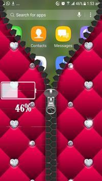 Heart Lock Screen Plus apk screenshot