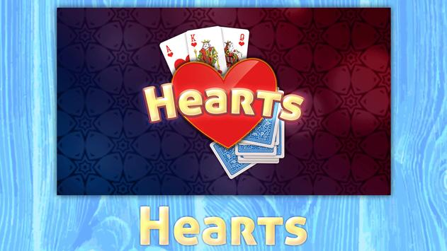 Hearts poster