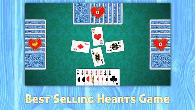 Hearts screenshot 2
