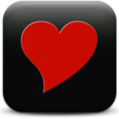heartbook - free dating app icon