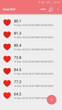 HeartBit apk screenshot