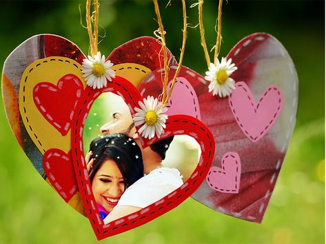 Love Heart Photo Frames Maker screenshot 6