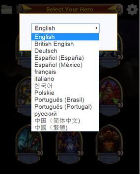 Arena Tier for HearthStone screenshot 1