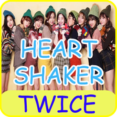 Top Heart* Shaker Song - Twice icon
