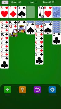 Classic Solitaire 2019 poster