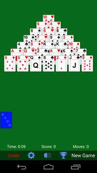 Pyramid Solitaire screenshot 4