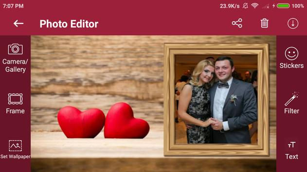 Heart Photo Frame for Android - APK Download